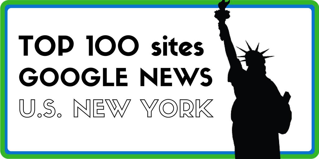 Top 100 des sites français référencés sur Google News - Juin/Août 2017